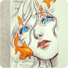 Qinniart (instagram)