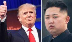 #DonaldTrump #KimJongNumberUn डोनाल्ड ट्रंप ने कहा, उत्तर कोरिया के किम जोंग-उन को अमेरिका में करुंगा आमंत्रित