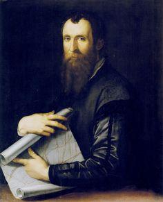 Bronzino - Portrait of Luca Martini (1555) | by petrus.agricola