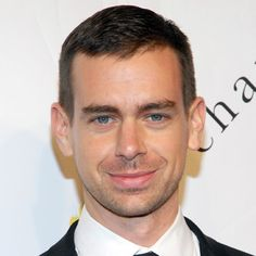 Jack Dorsey - Creator of Twitter, and Square
