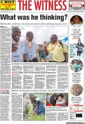 The Witness 18-12-2012 South Africa