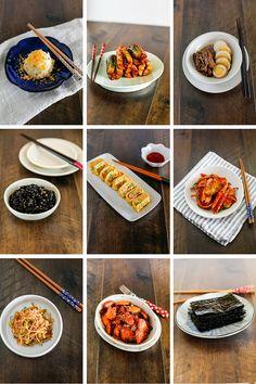 The Banchan Cookbook Example Recipes | MyKoreanKitchen.com