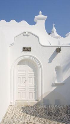 White Door, Manzanillo, Mexico