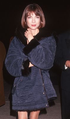 17 Throwback Anna Wintour Photos You Haven't Seen – fashion quotes Anna Wintour Young, Anna Wintour Style, Milan Fashion Weeks, 90s Fashion, Girl Fashion, Fashion Show, London Fashion, Young Fashion, Fashion Editor