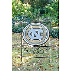 Memory Company North Carolina Tar Heels Yard Sign