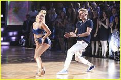 Cody Simpson and Witney Carson Dance the Jazz #DWTS Week 3 (4/1/14)