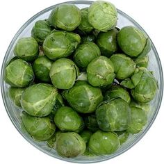 Brussel sprouts and o pos blood
