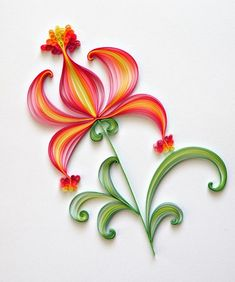 Amazing Paper Quilling Patterns and Designs