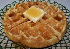 Gluten Free Mama's Blog: Gluten Free Waffles
