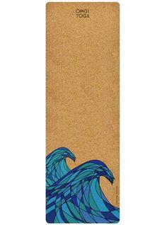 CORK Yoga Mat by OMGI Yoga - Making Waves