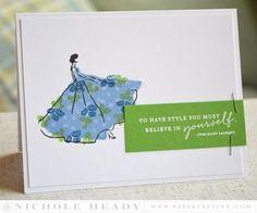 Believe in Yourself Card