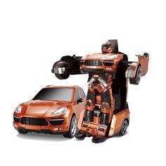 Cayenne RC Transformation Car