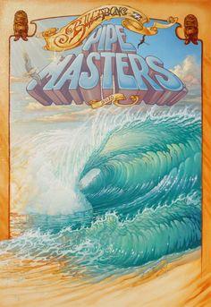 Illustrations, Illustration Art, Surf Posters, Poster Prints, Billabong, Surfboard Decor, Surfing Pictures, Vintage Surf, Surf Art