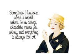 """Quirky Quotes by Vintage Jennie    """"Fantasy Life"""""""