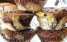 Tortine di ricotta e cioccolato mrmorizzate | ricette con la ricotta