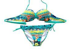LADYBROSWIM Tropical Bikini Suits