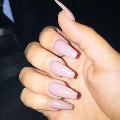 i like long nails better than short nails