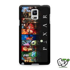 All Character Samsung Galaxy Note 4 Case