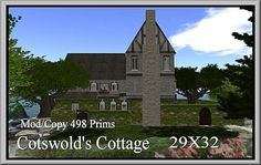 Second Life Cotswold's Cottage