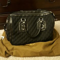 Authentic Gucci handbag Purchased 6 years ago, dust bag and have original receipt. Gucci Bags Totes