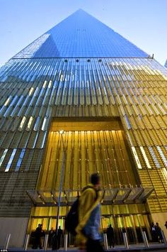 Legendarytalkz: World Trade Centre reopens after 13 years