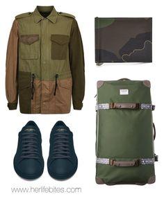 """Gorgeus green"" by caritoviena on Polyvore featuring 3.1 Phillip Lim, Burton, Yves Saint Laurent, Valentino, men's fashion and menswear"
