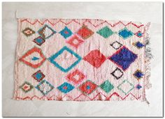100+ Beautiful Moroccan Boucherouite Rugs for Your House