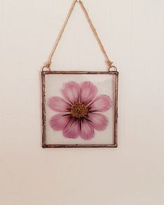 #pressedflowers#glassframe#handmade#cosmosflower Flower Artwork, Pressed Flower Art, Art Pictures, Find Art, Frame, Flowers, Handmade, Etsy, Art Images