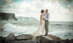 Fun, relaxed and candid Galway Wedding Photographer Cliffs Of Moher, Seaside Wedding, Candid, Mount Rushmore, Wedding Photography, In This Moment, Landscape, Fun, Travel