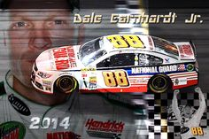 Dale Earnhardt jr win Daytona 500 2014