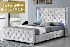 3ft single, black mm08enn SPECIAL 3O EXTRA TALL CUBE DIAMOND HEADBOARD IN CRUSHED VELVET AVAILABLE IN AND COLOURS.