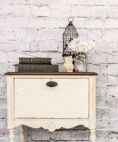 Meet James – Fall Inspired Side Table