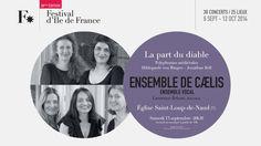 http://www.festival-idf.fr/2014/concert/ensemble-de-caelis - Ensemble De Caelis - Samedi 13 septembre 2014, 20h30 - Église St-Loup, St-Loup-de-Naud (77)