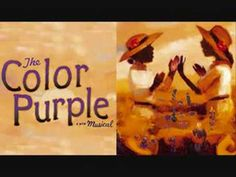 "Have you ever said, ""Speak to me, Lord!""? This song, featured in The Color Purple Broadway show is a good old-fashioned gospel song. It really picks up about half way through, so hang in there a minute!"