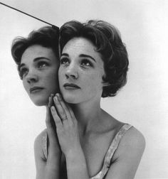 Julie Andrews. Love her!