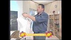Puntos y Puntadas 65. Camisa de hombre - 1. Moldería. Hermenegildo Zampar.