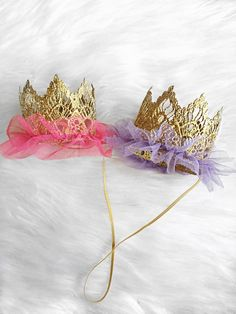 "The ""LunaGrace"" Tutu Crown 