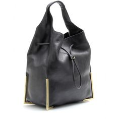 mytheresa.com - 3.1 Phillip Lim - SCOUT DRAWSTRING LEATHER BAG - Luxury Fashion for Women / Designer clothing, shoes, bags