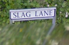 Dirty place names