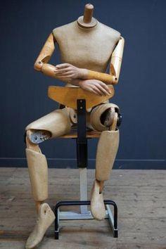 European Work Chair