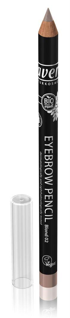 natürliche Pflege Eyebrow Pencil Blond 02: Category: Make-up>Augen>Augenbrauenstift Item number: 103402 Price: 2,99 EUR Der…%#Quickberater%