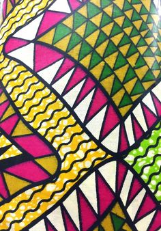 """African Prints - Style #21 $3.95/yd 45"""" wide #prints #africanprints #specialty #apparel #textilediscount"""