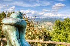 #art #tuscany #panoramic #view #love #borgocorsignano #fattoriedicelli