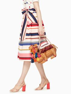 spice things up wicker camel | kate spade new york(ケイト・スペード ニューヨーク)