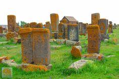 Noratus Cemetery, Gegharkunik Region, Armenia