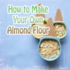 Almond flour is one of the main ingredients in macarons. Anytime you read a macaron recipe, you will see that almond flour or almond meal will be required. The two are commonly used interchangeably…