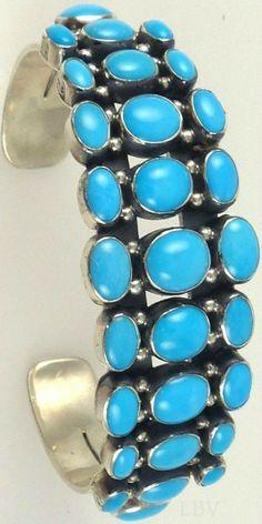 Turquoise Bangle/Cuff | LBV ♥✤