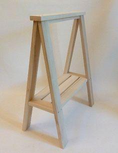 como hacer caballetes de madera - de búsqueda