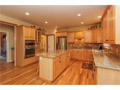All natural wood kitchen  17 Ridgeline  Brownsburg, IN, 46112
