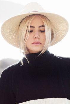 1dad029f0 15 Best LADIES IN BRIMS images in 2017 | Straw hats, Wool felt ...